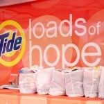 Procter & Gamble Brings Mobile Relief to Louisiana Residents Affected by Recent Tornadoes with P&G Product Kits and Tide Loads of Hope