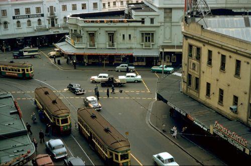 Kings Cross, Sydney. 1958