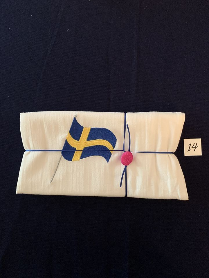 Swedish Flag Dishtowel In 2020 Swedish Flag Gift Shop Waldorf Inspired