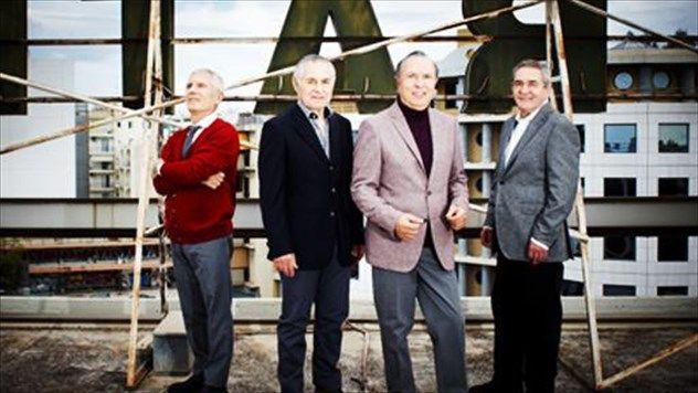 Οι θρυλικοί Charms, μία από τις ιστορικές μπάντες του ελληνικού ροκ της δεκαετίας του '60, που τα τραγούδια σφράγισαν μιαν ολόκληρη εποχή
