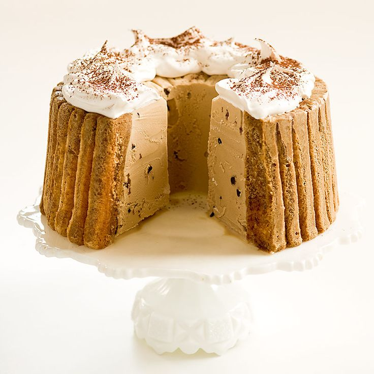 ... Cakes Recipes, Ice Cream Cakes, Tiramisu Ice, Comidas Cookiescakespies