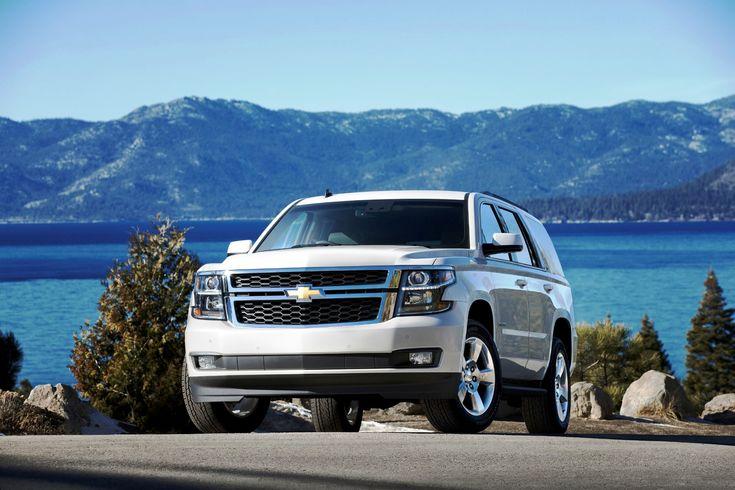 2016 Chevrolet Tahoe LTZ 4WD SUV Pics Images Photos