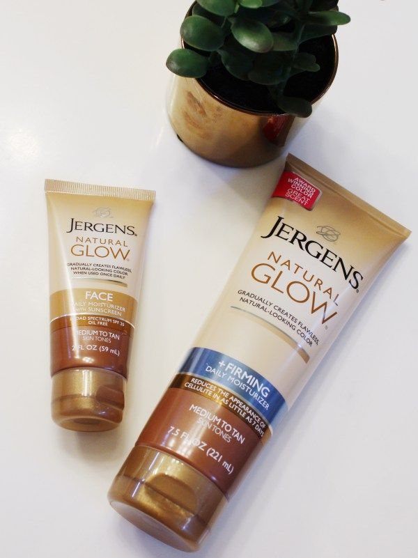 How to get a gorgeous summer tan without the sun! #MyJergensGlow #ad