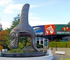 Vancouver Aquarium  845 Avison Way  Vancouver, BC  V6G 3E2