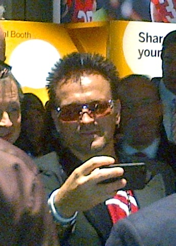 Bono shows up at SAP's SAPPHIRE Conference, Kingdom Ridge Capital, Geeks on the Road, Orlando