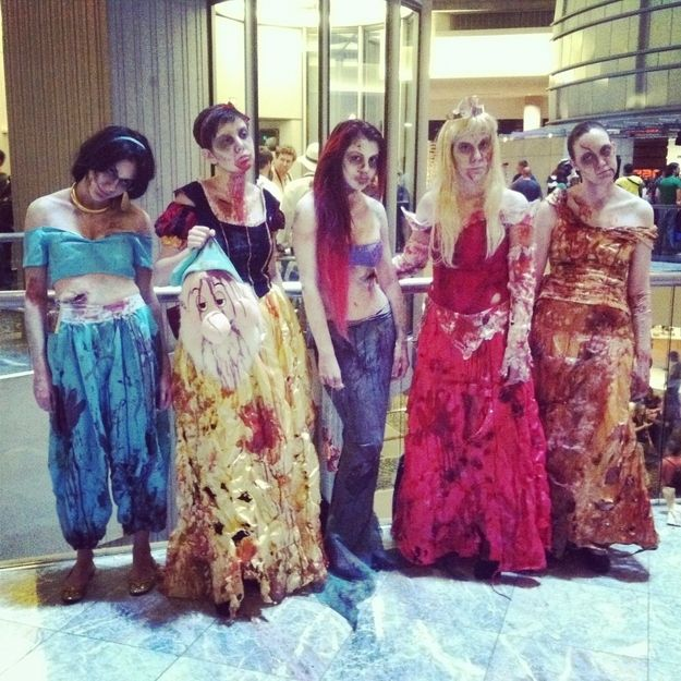 dragoncon is best con held every - Disney Princess Halloween Costumes Diy