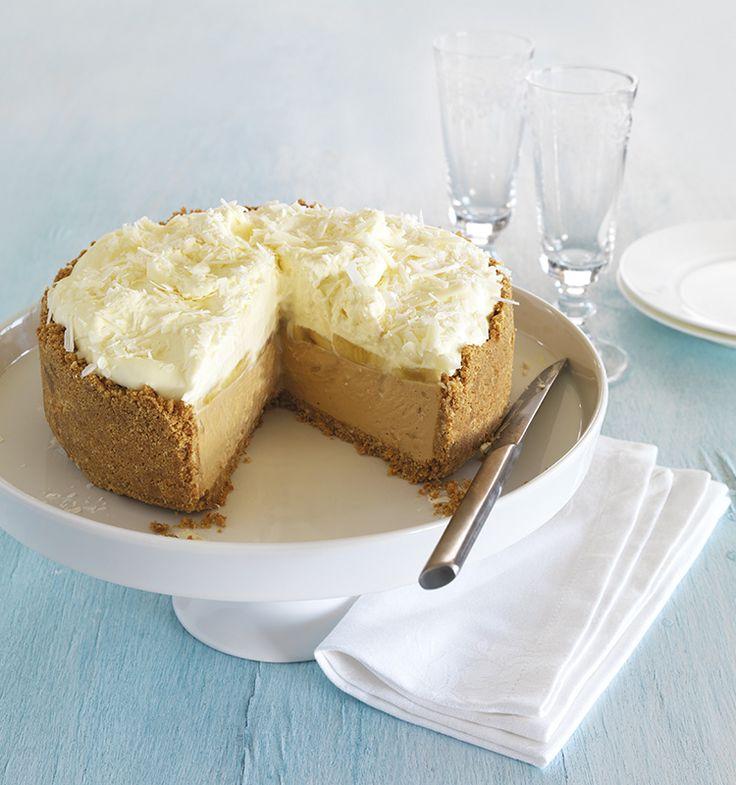 Banoffee Cheesecake Pie