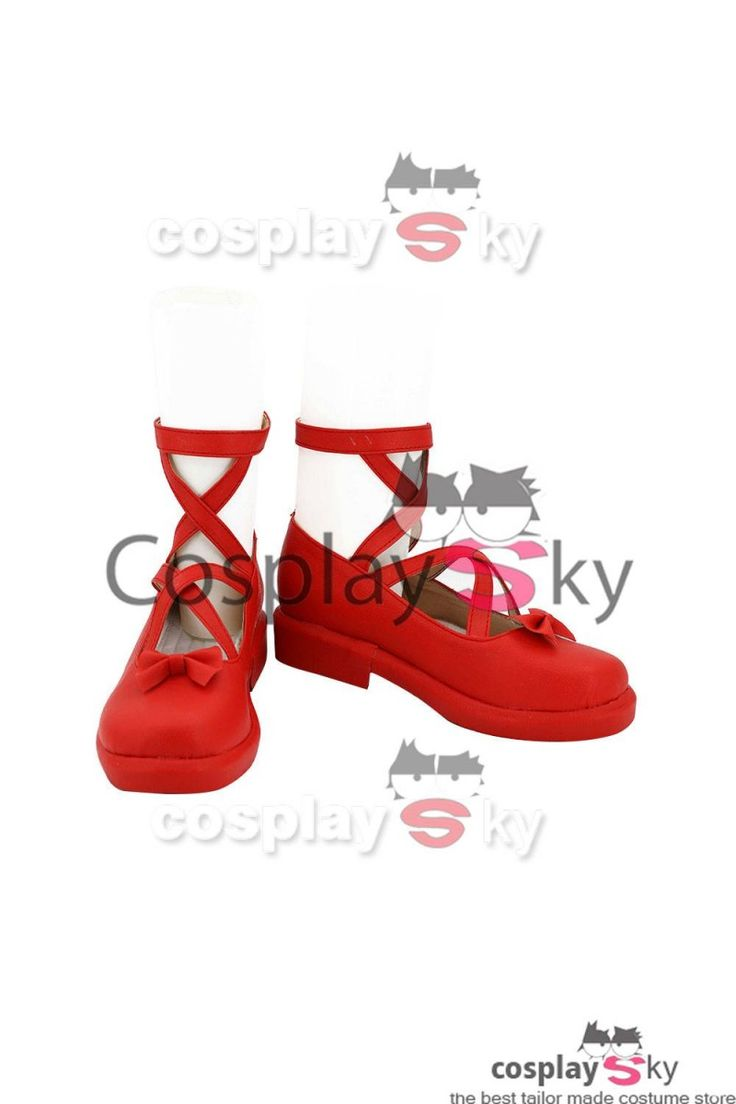 Miss Kobayashi's Dragon Maid Kamui Kanna Cosplay Shoes_6