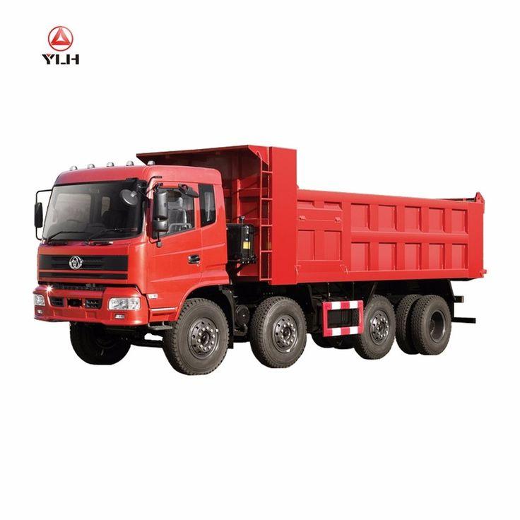 Best Price 10 Wheel 25 Ton Capacity Sand Tipper Dump Truck