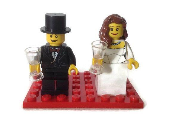 thème Gâteaux De Mariage De Lego sur Pinterest  Gâteaux De Mariage ...