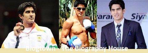 Indian Boxer Vijender Singh biography