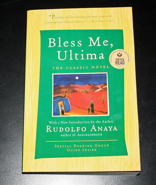 bless me ultima ultima is a February 16-march 11, 2018 written by rudolfo anaya directed by josé ruben  dé león bless me, ultima is a drama set in the 1940s, centered on the.