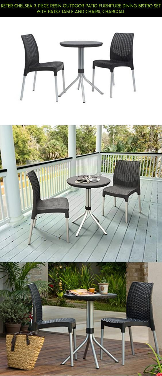 Ouse Valley Round Garden Table Only. White. Resin Patio Furniture. Outdoor  Dining.