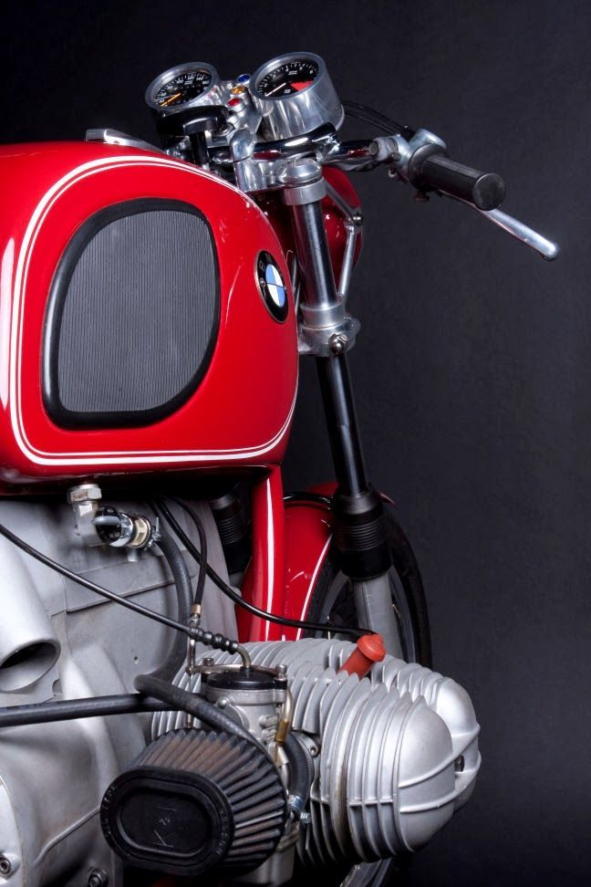 BMW #motorcycle #motorbike | caferacerpasion.com