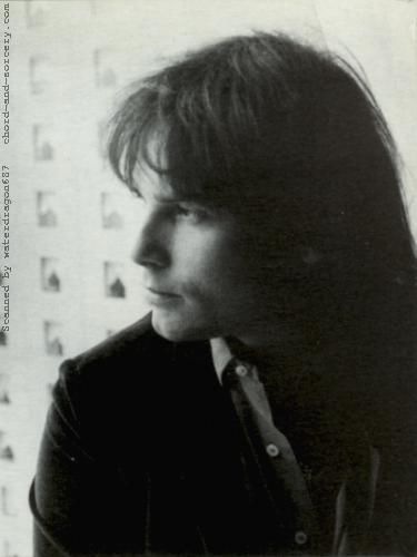 Jimi Jamison, from an article in the December 1985 issue of BURRN!, a Japanese music magazine