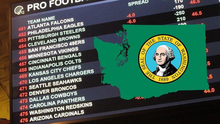 When Will Washington Green Light Legalized Sports Betting