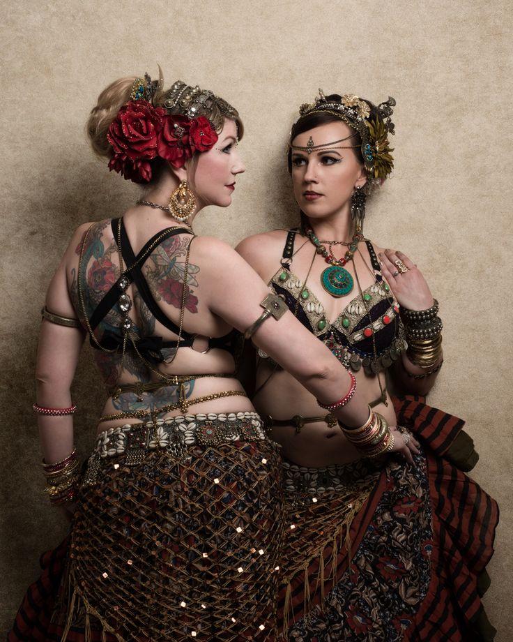 Divine Chaos Tribal Fusion, Llc - Professional Bellydance