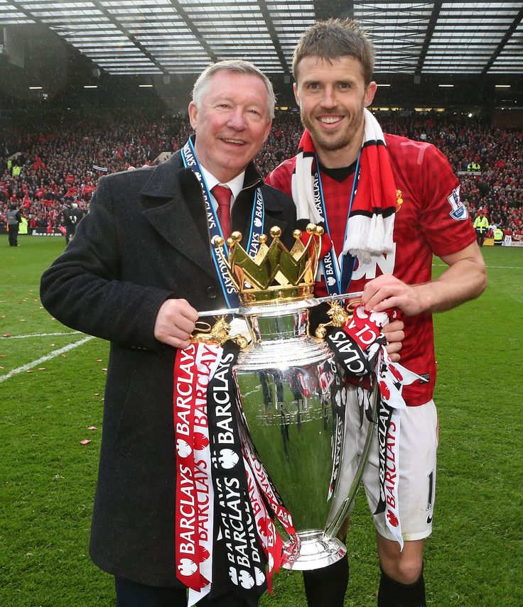 Sir Alex in charge for Carrick testimonial