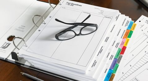 The Paralegal Place: 11 Steps to Preparing Your Trial Notebook