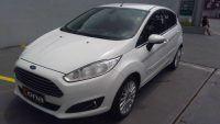 Ford New Fiesta 2014 Titanium 1.6 automático