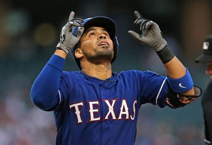 Robison Chirinos activado por los Rangers de Texas.