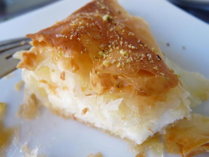 Chaldean Cake Recipe
