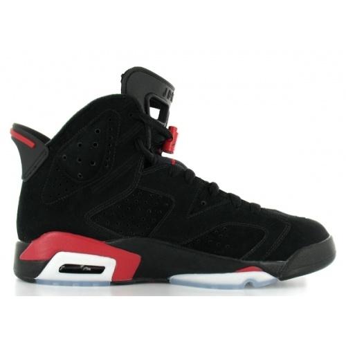Air Jordan 6 (VI) Black Varsity Red 136038-061 | My taste in Shoes \u0026lt;3 | Pinterest | Air Jordans, Jordans and Jordan Vi