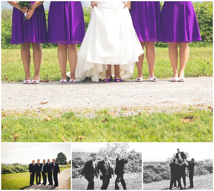 Shoes and Boys - Mission Wedding Photographer - Candice Victoria Photography #Purple