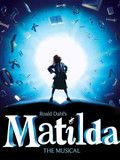 Matilda: The Musical playing at the Shubert theater!