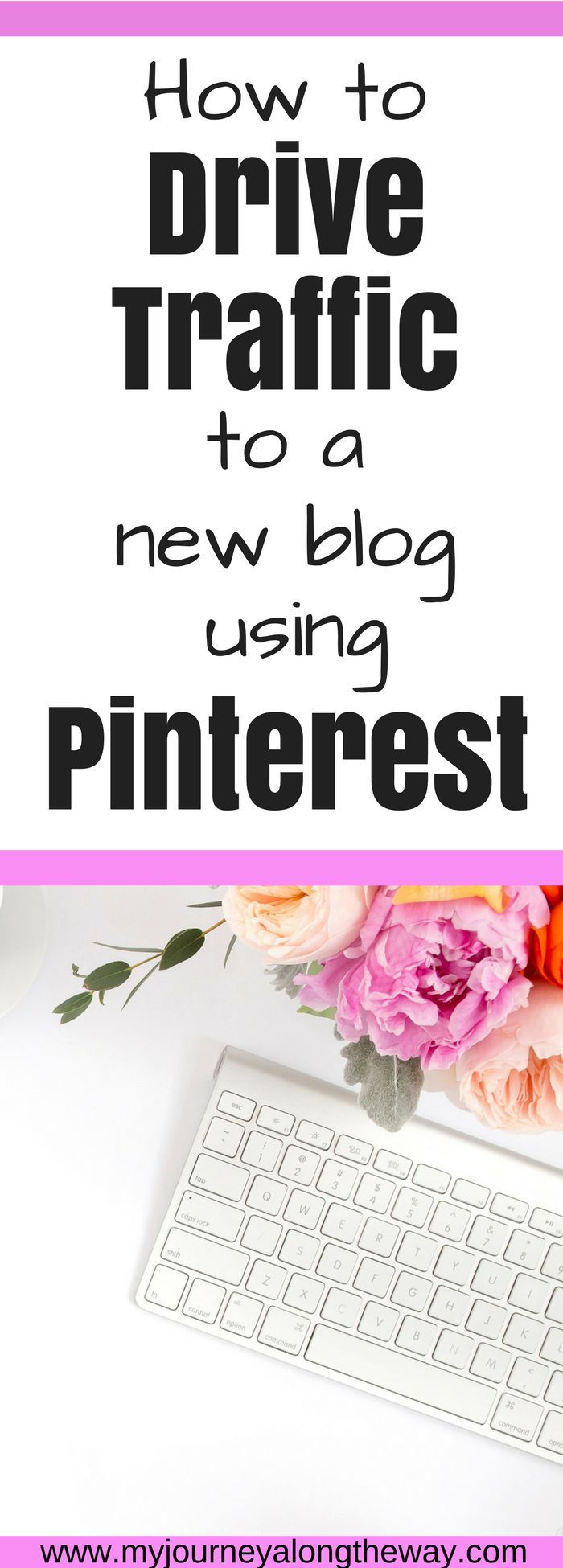 Try this way to drive maximum traffic to a new blog using Pinterest. New bloggers need to implement this strategy using Pinterest. I tripled my blog traffic using this strategy to increase blog traffic!