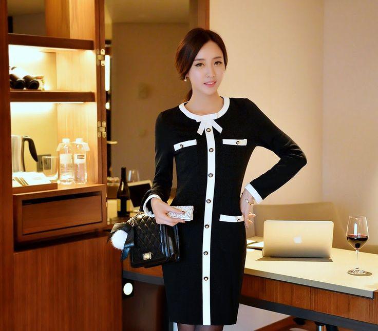 vestidos coreanos 2016 - Buscar con Google