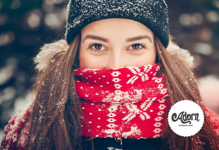 Mai rinunciare alla più classica delle sciarpe per scaldare il periodo del Natale!