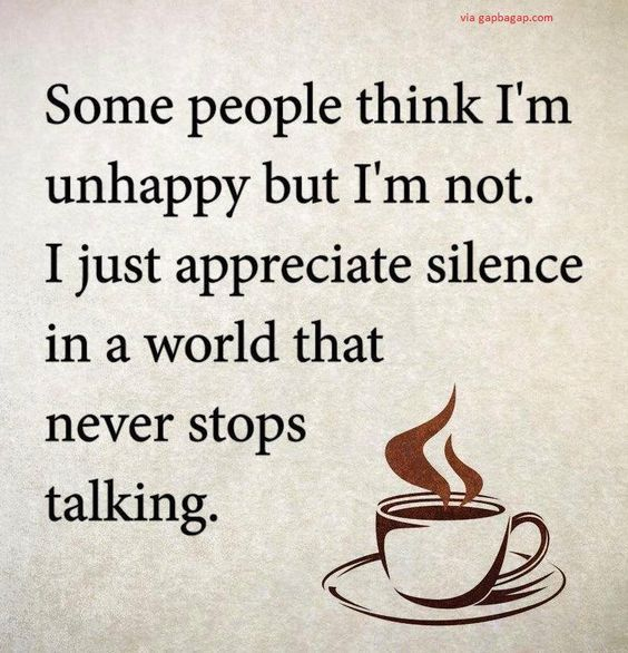 Well Said Quotes About Silence vs Unhappy #WellSaidQuotes