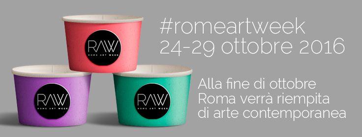 #romeartweek,+dal+24+al+29+ottobre:+una+settimana+di+arte+contemporanea+a+Roma