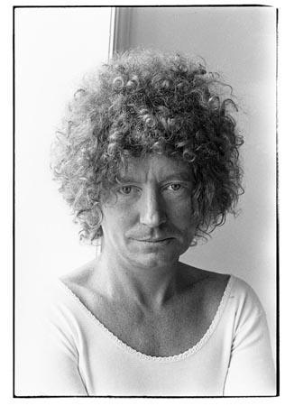 - Brett Whiteley - portrait 1, 1975