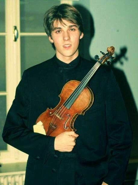 David Garrett plays Brahms
