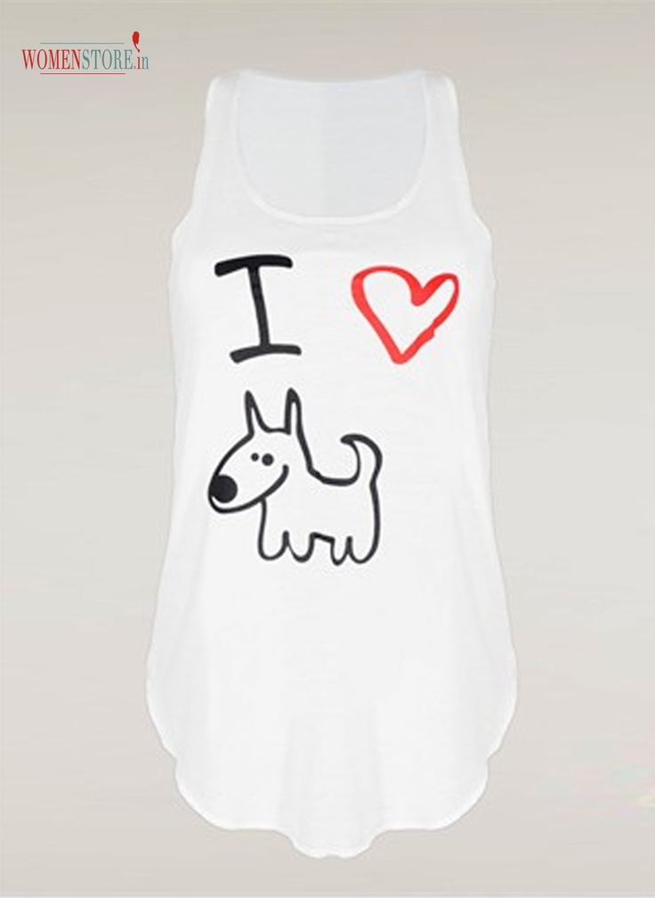 Womenstore.in_ST008Awesome Tanks, Tank Tops, Tanks Tops, Fashion Tops, Prints Tanks, Tops Vest