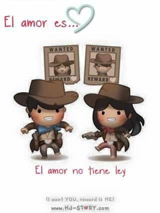 El amor no tiene ley