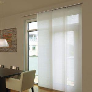 Levolor® Panel Track Blinds: Designer Textures Light Filtering