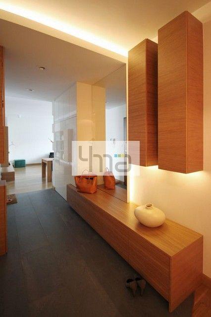 Mieszkanie w Wilanowie - 115 m2 - http://4ma-projekt.pl  hol, przedpokój, architektura wnętrz, interiors, architect, home, house, interior, architects, architecture