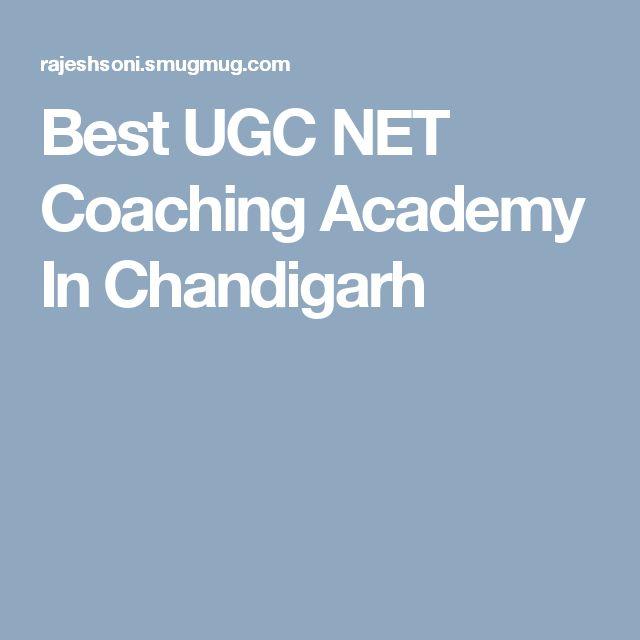 Best UGC NET Coaching Academy In Chandigarh