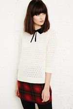 Cooperative Suki Collar Sweater at Urban Outfitters