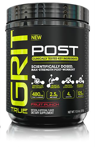 True GRIT Post Is Packed With Powerful, Clinically And Scientifically Dosed Key Ingredients! ! Get the Lowest Prices on Post at Bodybuilding.com!