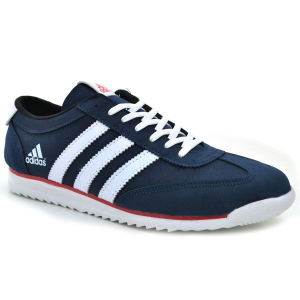 Adidas 975 Napa Lacivert-Beyaz