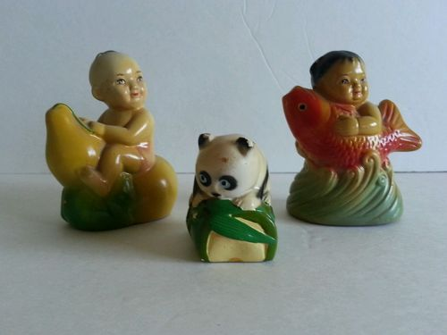 Vintage Chinese Pencil - I have the panda :-0 !