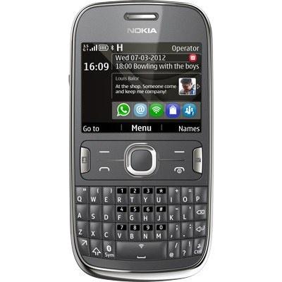 Nokia Asha 302 #Nokia Phone #Nokia Asha