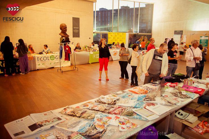 Hall Solidario. Fecha: 01/10/2015. Foto: Mariam Useros Barrero/Mausba Foto