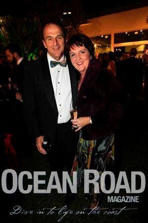 Richard & Jann Stuckey - Currumbin Wildlife Hospital Foundation Annual Gala Dinner — at Jupiters Gold Coast.