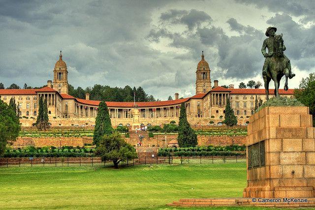 Union Buildings, Pretoria, South Africa