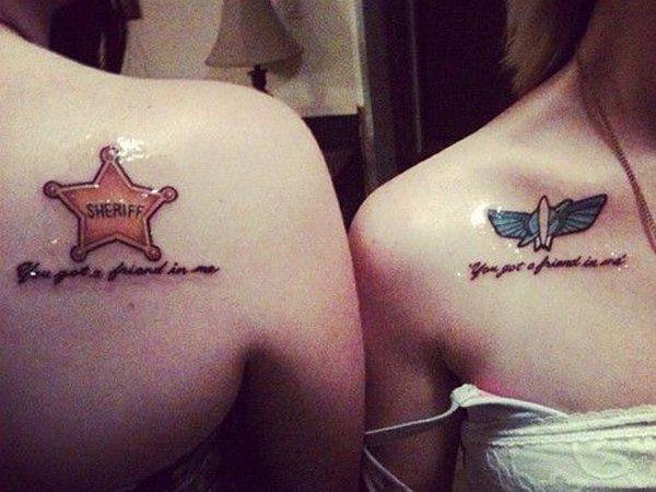 Sister tattoo ideas - 50+ Sister Tattoos Ideas | Showcase of Art